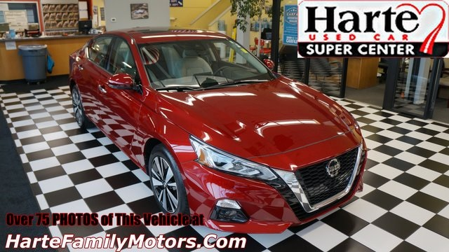 Pre-Owned 2020 Nissan Altima 2.5 SL