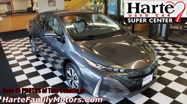 Pre-Owned 2017 Toyota Prius Prime