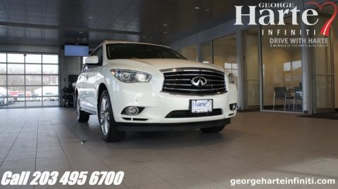 Certified Pre-Owned 2015 INFINITI QX60 Deluxe Touring