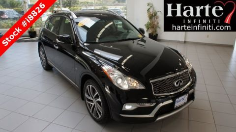 Certified Pre-Owned 2016 INFINITI QX50