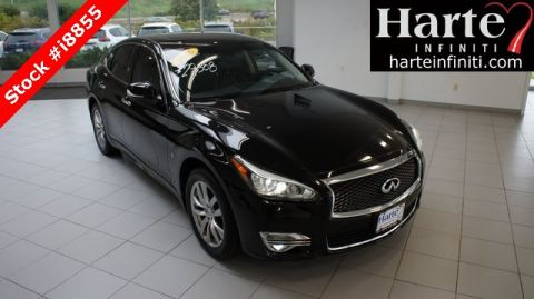 Certified Pre-Owned 2016 INFINITI Q70 3.7X
